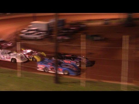 Winder Barrow Speedway Limited Late Model Feature Race 8/8/15