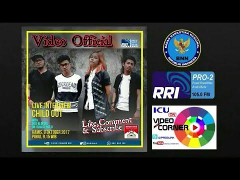 "Band Indie Pendatang Baru Yang Lagi Naik Daun ""Child Out"" Live Interview di RRI Pro2Fm Jakarta"