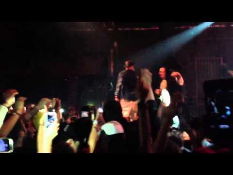 Club Dogo - Collassato + Puro Bogotà [Live] - Alcatraz (Milano) - 06/12/2012