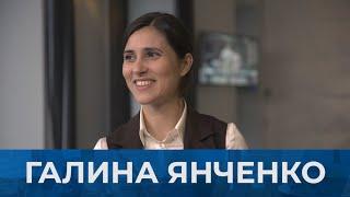 """Галина Янченко в програмі """"Політична кухня"""" з Дашею Счастливою"""