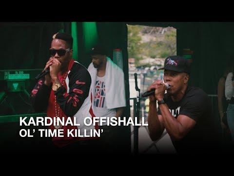 Kardinal Offishall | Ol' Time Killin | CBC Music Festival