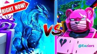 Fortnite Robot Final Battle Event Game Mode LIVE| Gifting Any Skins DESIGNS!