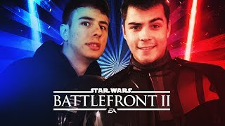 STAR WARS W REALU! LORD REZI vs DEZY
