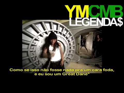 Lil' Wayne Feat T-Pain & Mack Maine - Got Money Legendado
