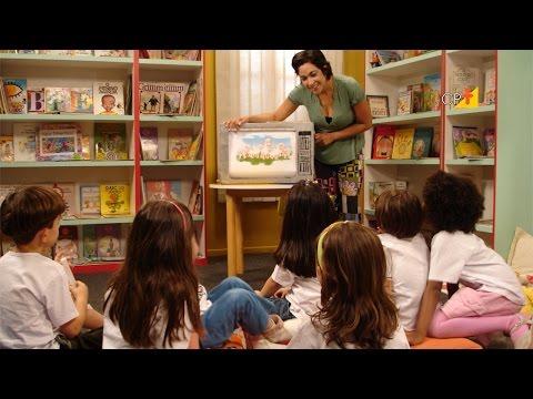 Estrutura Para Contação de Histórias - Curso a Distância Literatura Infantil e Contação de Histórias