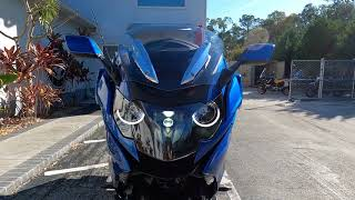 This new 2020 k 1600 b in lupin blue is available at euro cycles of tampa bay.• located 8509 gunn hwy, bay, fl 33556• phone: 813-926-9937• email: sa...