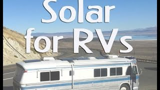 Solar Electrical Systems for RVs