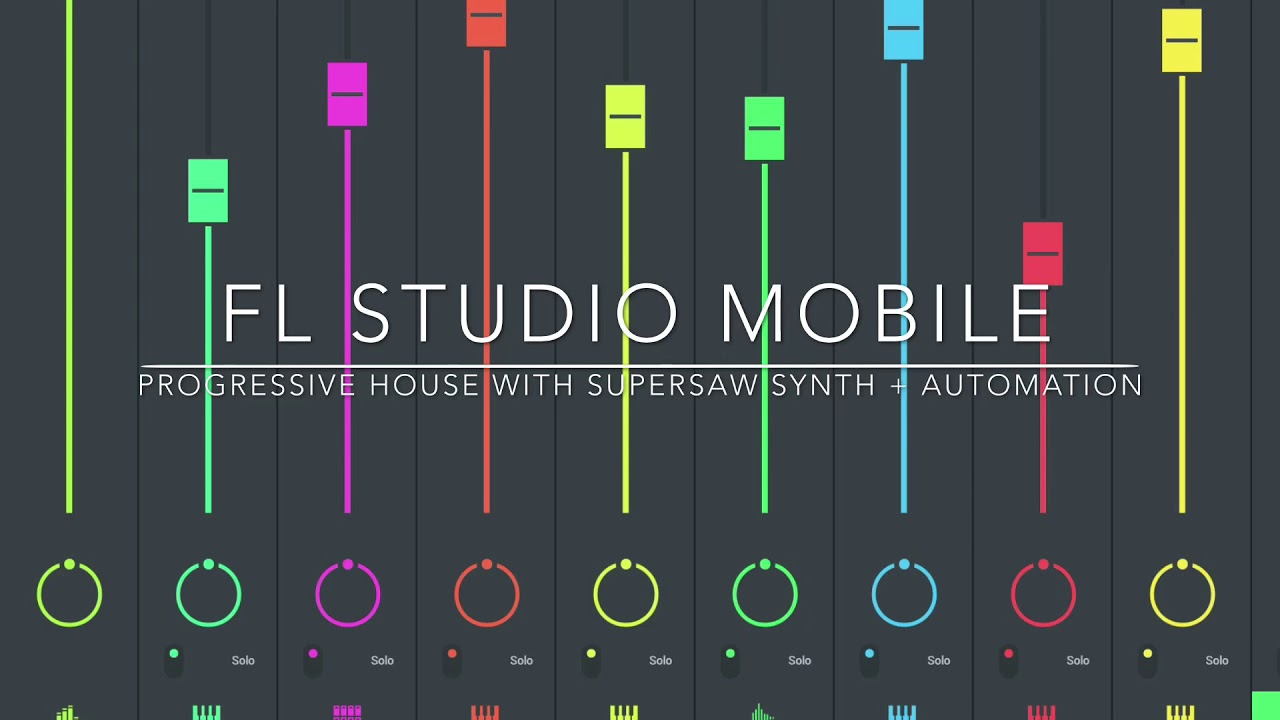 fl studio mobile synths download