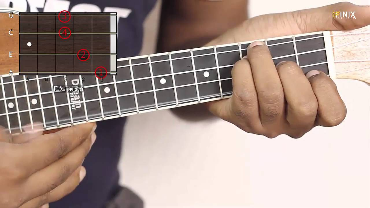 How to play d sharp minor ukulele easy chord ukulele lessons how to play d sharp minor ukulele easy chord ukulele lessons hexwebz Gallery