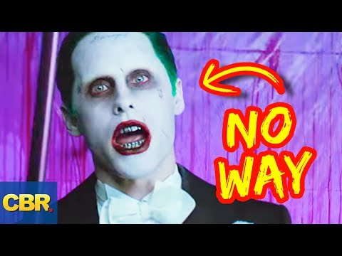 10 Superpowers You Didn't Know The Joker Had