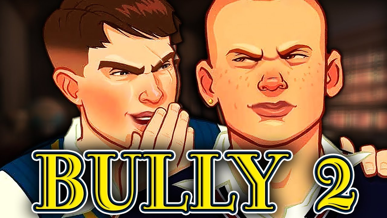 Has BULLY 2 Been In Development Since 2012? (Reddit Rumor)