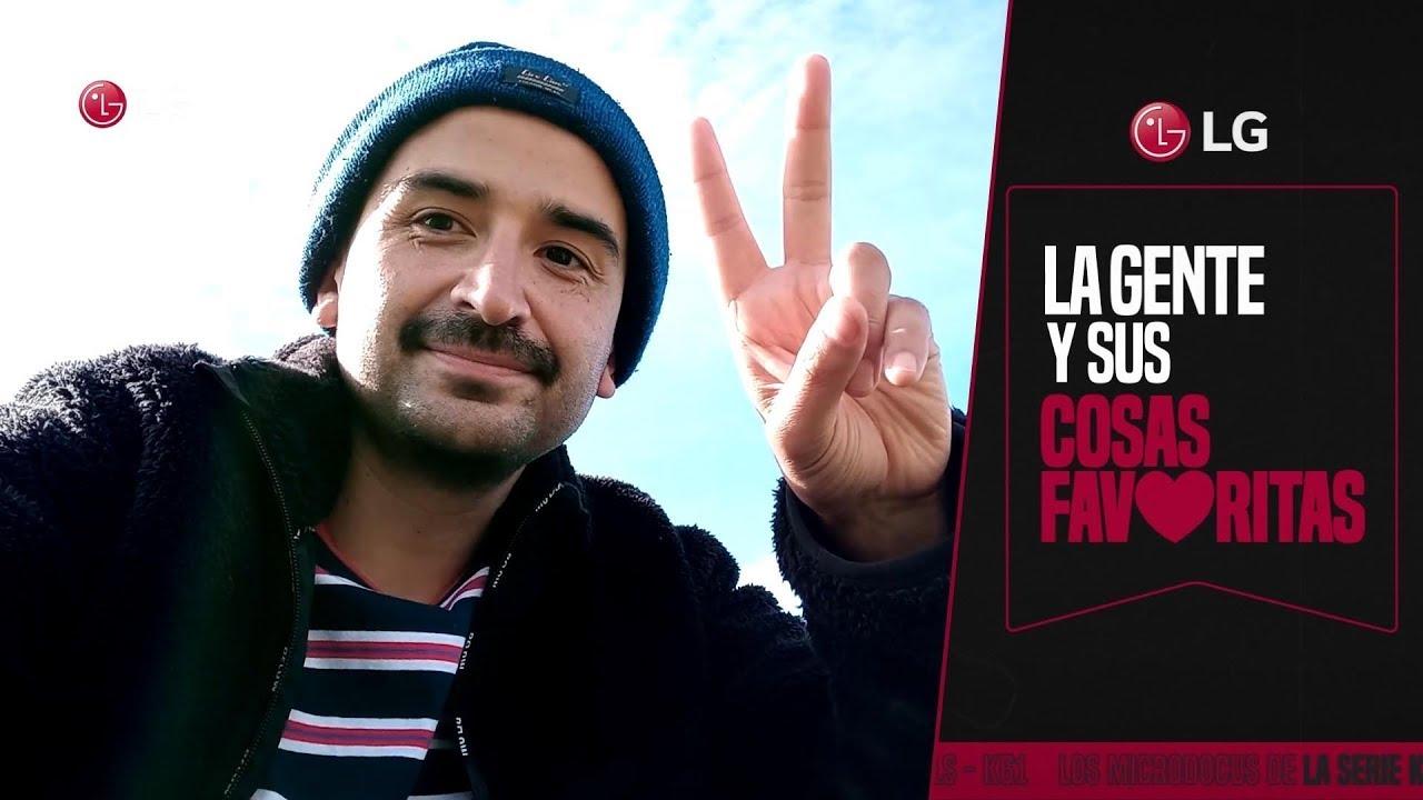 #LGKosasFavoritas / La gente y sus cosas favoritas / Felipe Berríos Alias  Bronko Yotte - @LGCHILE