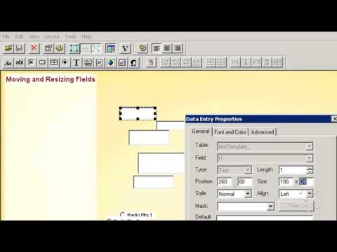 Moving resizing and aligning template editor elements for Nextgen template editor