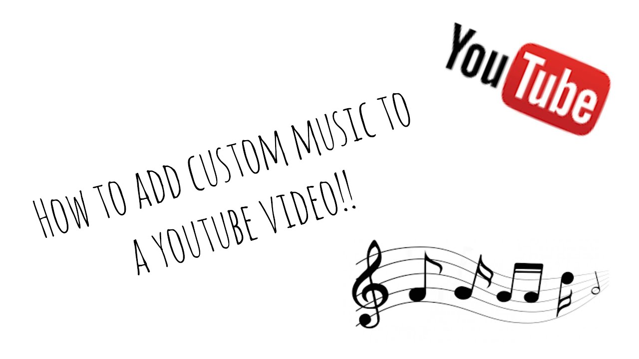 How to Add Your Own Music to a Video (with YT Editor