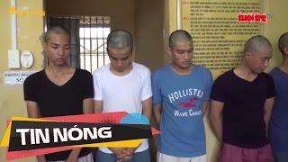 9 thanh niên rượt chém chết một học sinh | Tin nóng 24h