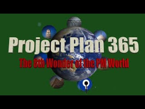 Project Plan/Viewer 365: The 8th Wonder of the PM World