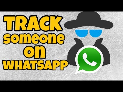 How to Track Someone Whatsapp Online (No Root)