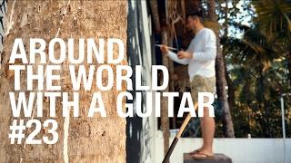З гітарою по світу #23. Waone Interesni Kazki у Варкалі, Індія