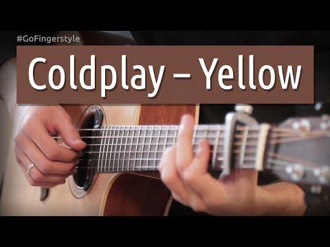 Yellow (Coldplay) – Maxim Yarushkin | GoFingerstyle