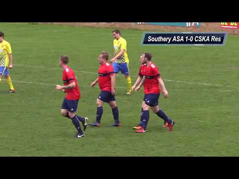 SOUTHERY ASA V CSKA RESERVES (QUEEN ELIZABETH CUP FINAL)