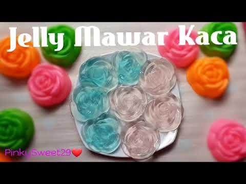 Jelly Mawar Kaca