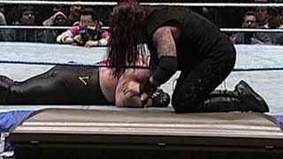 The Undertaker vs. Vader - Casket Match: MSG, March 16, 1997