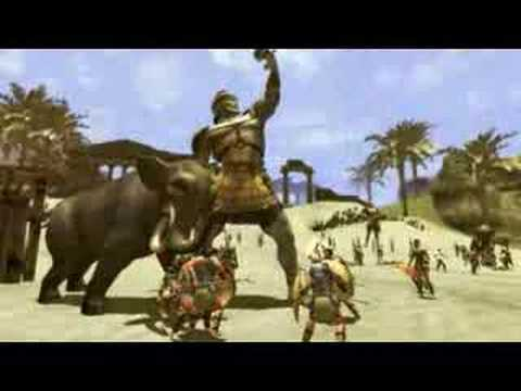 Gods and Heroes CES 2007 Gameplay Footage
