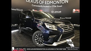 2018 Lexus GX 460 Review