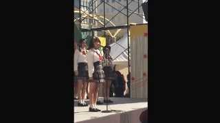 わんだほ感謝祭2014 久屋大通公演 エンゼル広場 2014年10月25日(土)