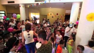 Детский праздник в церкви