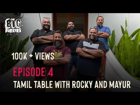 TBF X Rocky \u0026 Mayur Find THE Best Chettinad Food In Goa! | E4 | S2 | The Big Forkers