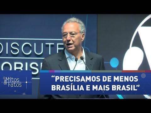 """""""Precisamos De Menos Brasília E Mais Brasil"""",diz Fundador Do Grupo ABC"""