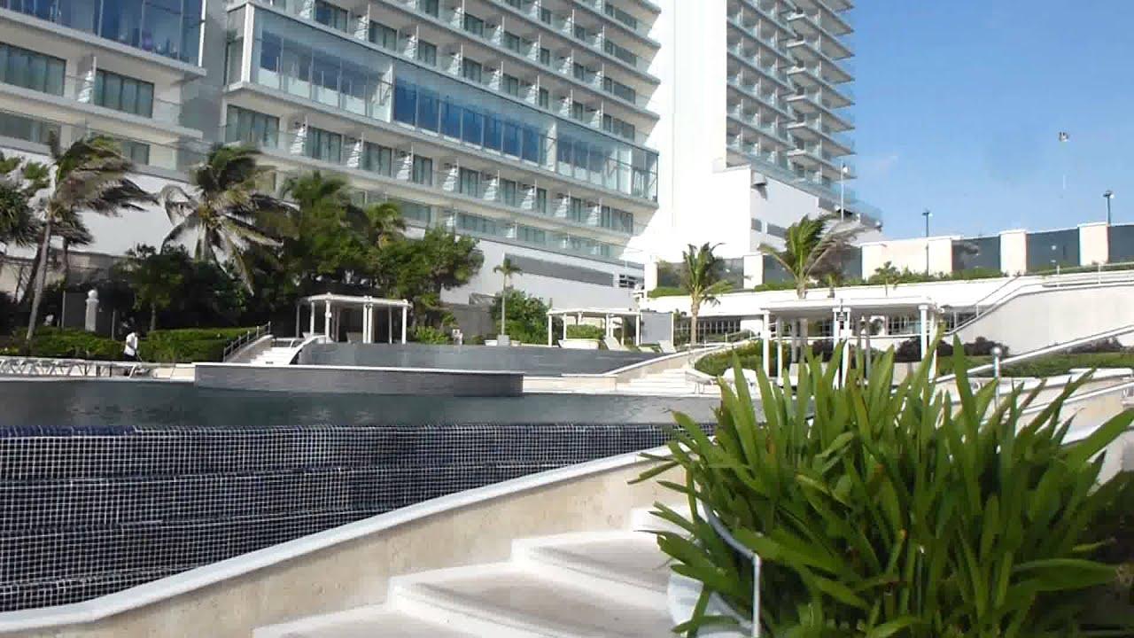 Sandos cancun luxury experience resort pools