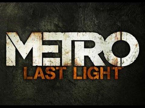 Metro Last Light 15  Пулемет против бронежилета. Кто победит?