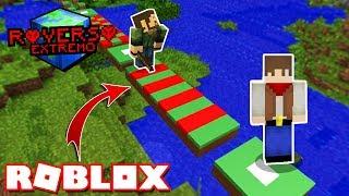 OBBY DE ROBLOX in MINECRAFT Minecraft ROVERSO EXTREME ? Episode 30