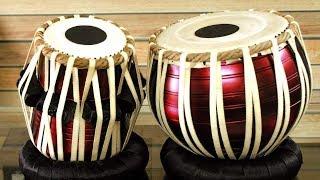 Rare Instruments of India - Tabla Tarang - H.P.Ramamurthy