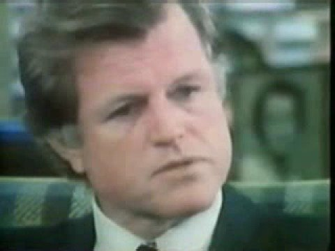 Ted Kennedy: Why do you want to be President?