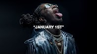 Young Thug - January 1st (ft. Jacquees & Trapboy Freddy)  [Official Visualizer]