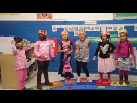 Drew Hamilton Early Childhood Center Celebrates Black History Month