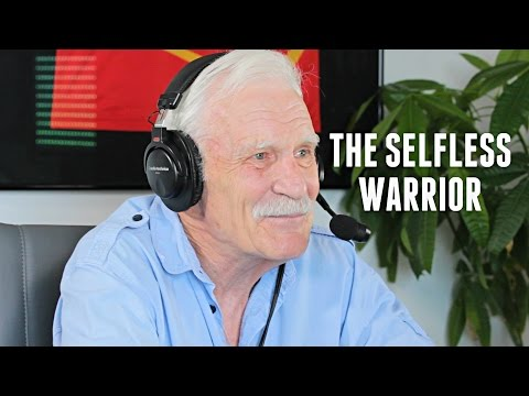 Dale Dye on Being a Selfless Warrior with Lewis Howes