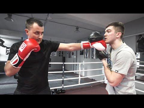 Видео уроки по боксу тренировки