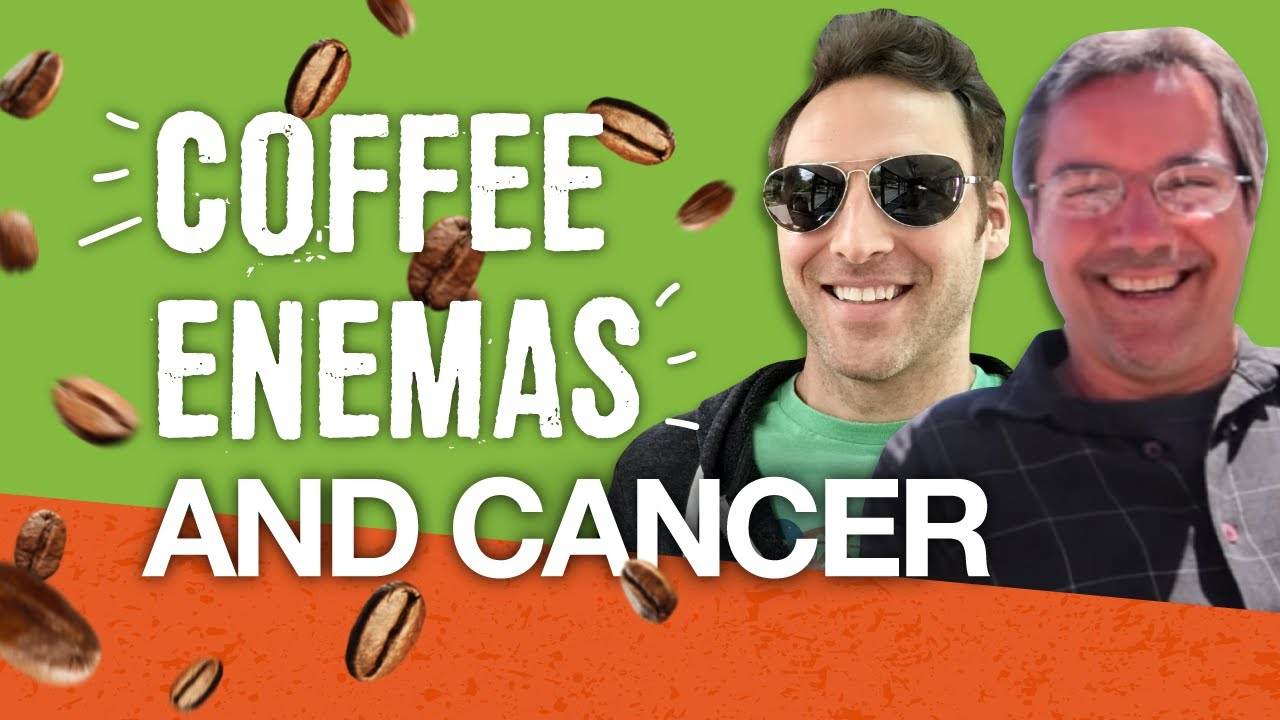 Dr Patrick Vickers Explains Coffee Enemas For Healing Cancer To Chris Wark Of Chris Beat Cancer Youtube