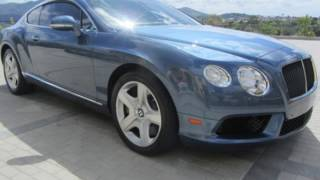 M-1 2013 Bentley Continental GT Coupe - $119,995 (San Bruno)