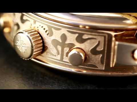 Patek Philippe Sky Moon Tourbillon - самые дорогие часы в мире!