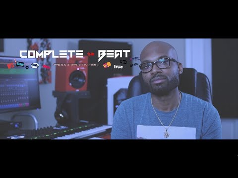 Complete The Beat Producer's Contest [ENDED]