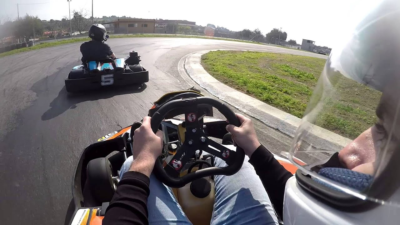 Circuito Karting : Karting session @ circuito vincenza ispica kartodromo sicilia #1