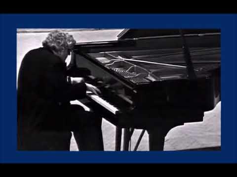 John Ogdon Rachmaninoff  Piano Concerto # 3 University of Stirling Scotland 1988