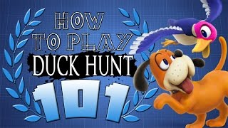 HOW TO PLAY DUCK HUNT 101