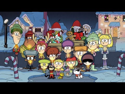 Merry Christmas from the Louds (Music Video) - The Loud House ...