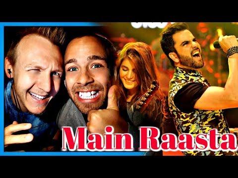 Main Raasta, Momina Mustehsan & Junaid Khan, Episode 5, Coke Studio Season 9   Reaction by RnJ